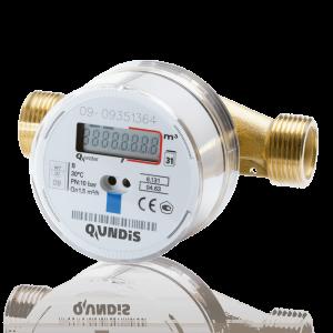 Электронный водосчётчик ввинчиваемого типа Q water WFC36